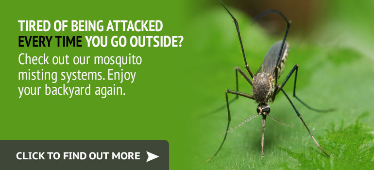 Mosquito Control Systems